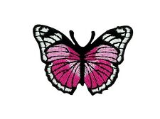 Patch toppe toppa ricamate termoadesiva farfalla butterfly r2