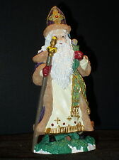 THE INTERNATIONAL SANTA CLAUS COLLECTION SC24 ST. NICHOLAS OF GREECE