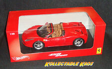 1:18 Hot Wheels - Heritage Ferrari 458 Italia Spider - Red NEW IN BOX