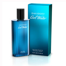 Davidoff Set - Cool Water EDT Perfume 125ml + Deodorant 75 ml for Men