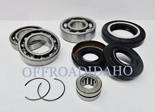 FRONT DIFFERENTIAL BEARING & SEAL KIT YAMAHA 1998 1999 YFM350 BIG BEAR 4X4 4WD
