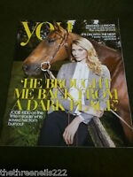 ONE DAY ISSUE - YOU MAGAZINE - JODIE KIDD - AUG 25 2013