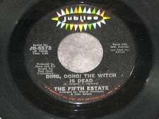 Fifth Estate, Ding Dong! The Witch Is Dead/The Rub-A-Dub