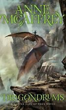 Dragondrums (Harper Hall of Pern)-ExLibrary