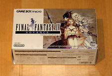 Final Fantasy IV 4 Advance - Console Game boy Micro - Japonaise