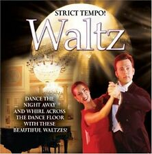 CD WALTZ DANCE STRICT TEMPO DANCE MANIA