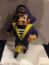 """Pee-Dee"" East Carolina University Ornament The Memory Co New Collectable"