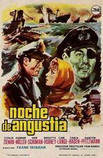 NACHT FIEL ÜBER GOTENHAFEN (1960) * with English and Spanish subtitles *