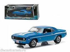 "BRIAN'S 1969 CHEVROLET YENKO CAMARO ""THE FAST AND FURIOUS"" 1/43 GREENLIGHT 86206"