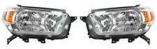 2010-2013 TOYOTA 4RUNNER HEADLIGHT LAMP LIMITED/SR5 MODEL RIGHT AND LEFT SET
