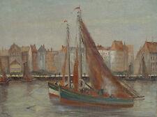 Ewald Mühlen/1943/Ölgemälde/Bild/Gemälde/Öl auf Leinwand/signiert