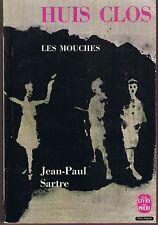 Jean Paul SARTRE * Huis Clos suivi de Les Mouches * Texte intégral littérature
