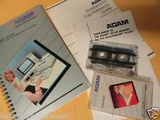 ColecoVision Coleco Adam Expansion Family Computer SmartWriter Manual Expertype