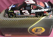 1/24 RCCA-ACTION ELITE,1999, GOODWRENCH SERVICE PLUS, #3, DALE EARNHARDT