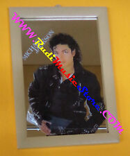 Specchio mirror MICHAEL JACKSON anni 80 12x17 cm vintage *no lp cd dvd vhs mc