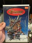 EXTREME SUPER TOUR COMIC BOOK signed by Anthony WINN rob LIEFELD AND ?