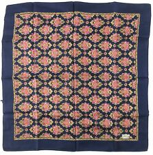 Vintage Square Scarf Handkerchief Hanky Liberty of London