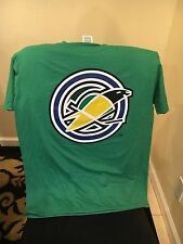 CALIFORNIA GOLDEN SEALS Oakland San Jose Sharks 50th HOCKEY M T-SHIRT NEW SGA