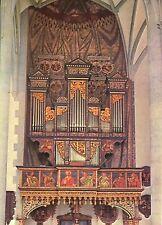 Alte Postkarte - Nördlingen - St. Georg - Seitenorgel