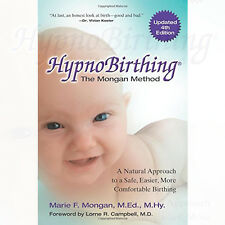 Hypnobirthing Book By Marie F. Mongan + CD Updated 4th Edition NEW Paperback UK