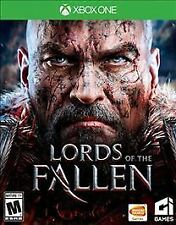 Lords of the Fallen (Microsoft Xbox One, 2014)