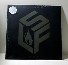 STIFF LITTLE FINGERS Tinderbox CLEAR COLOR VINYL 2xLP Sealed LIMITED EDITION