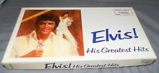 ELVIS.READER'S DIGEST 3 CASSETTES HITS GREATEST HITS