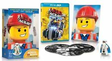 The Lego Movie: Everything is Awesome Edition (3D/2D Blu-ray/DVD) w/minifig