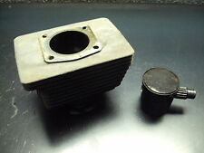 1980 80 SKI DOO CITATION 4500 ROTAX SNOWMOBILE ENGINE PISTON CYLINDER JUG MOTOR