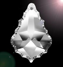 """Set of 1 3.5"""" High Quality Lead French Pendant Crystals For Lamp & Chandeliers!"""