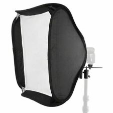 Walimex pro Magic Softbox 60x60cm für Systemblitz (Kompaktblitz)