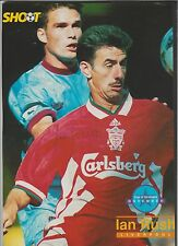 Signed picture of IAN RUSH the LIVERPOOL & WALES Footballer