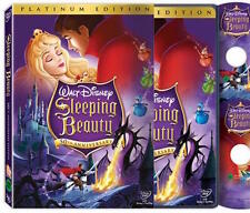 Sleeping Beauty DVD 2-Disc Set  BRAND NEW, SEALED, SLIPCOVER Free Same Day Ship!