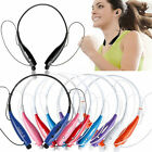 Bluetooth Wireless Headsets Stereo Earphone Headphone Sport Handfree Universal