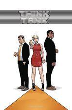 THINK TANK CREATIVE DESTRUCTION #3 (2016) COVER B 1ST PRINTING TOP COW