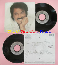 LP 45 7'' ENGELBERT Coming home You ate the reason 1991 germany no cd mc dvd
