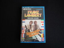 Vintage Cassette Tape Franz Lambert Galaxis Sound Used   Nr 6063