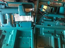 Makita Lot reciprocating saw, Drill, Cordless Stapler Hand Saw With 2 Case