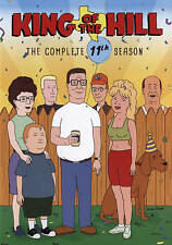 King of the Hill: Season 11 (DVD, 2015, 2-Disc Set)