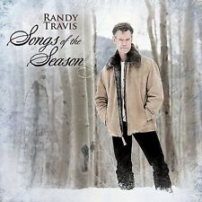 Songs of the Season by Randy Travis (Country) (CD, Sep-2007, Word Distribution)