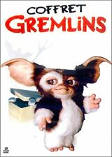 6026//COFFRET GREMLINS INTEGRALE COFFRET 2 DVD EN TBE