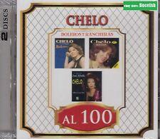 Chelo Boleros y Rancheras Al 100 2CD New Nuevo sealed