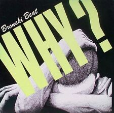 """Bronski Beat Why extended ,I Feel Love (extended), Canadian 12"""""""