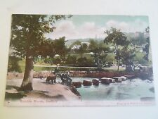 Old Postcard ENDCLIFFE WOODS SHEFFIELD Misch & Stocks Camera Graphs No 50812