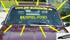 Chrom-Keder-Zierband vorne Opel Kadett B, Olympia A
