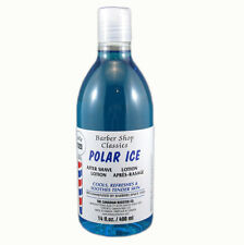 Barbershop Classics Booster POLAR ICE Aftershave Lotion (400ml/14oz)