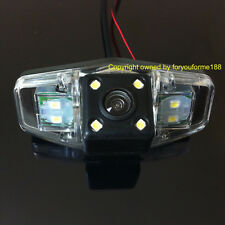 COLOR CCD SENSOR CAR REAR VIEW BACK UP CAMERA FOR HONDA ACURA CL EL CSX RDX ILX