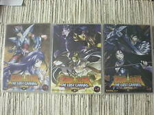 DVD ANIME SERIE SAINT SEIYA THE LOST CANVAS 2º TEMPORADA VOLUMEN 1,2 y 3 SELECTA