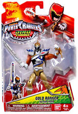 POWER RANGERS DINO CHARGE GOLD RANGER 12.5cm ACTION FIGURE
