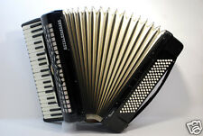 USED RS ROYAL STANDART MONTANA GERMAN PIANO ACCORDION 120 BASS BUTTONS ACCORDEON